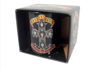 Guns N' Roses - Appetite For Destruction - MUG (11oz) (Brand New In Box)